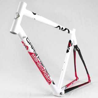 GARY FISHER ARC Pro Aluminum/Carbo​n Road Bike Frame 57cm White/Red