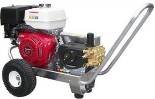 4000 PSI Pressure Washer Powered By Honda Belt Drive General Pump