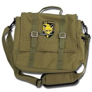 Metal Gear Solid Fox Hound Embroidery Messenger Shoulder Bag (GE5630