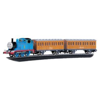 Bachmann Deluxe Thomas Electric Train Set product details page