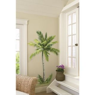 Palm Tree 2 Sheet Wall Mural Set product details page