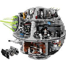 Lego Star Wars Death Star, 10188, Lego Star Wars Playset