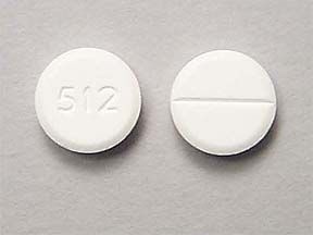Picture OXYCODONE/APAP 5MG 325MG TABLETS  Drug Information