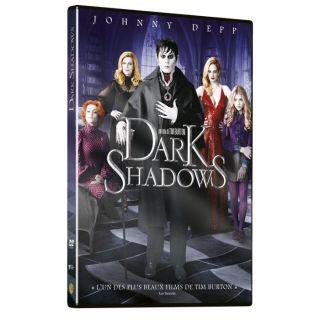 DVD Dark Shadows en SORTIE DVD pas cher