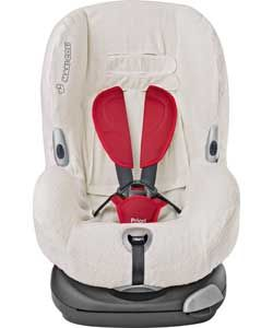 Buy Maxi Cosi Summer Baby Car Seat Cover   Priori XP   Ecru at Argos