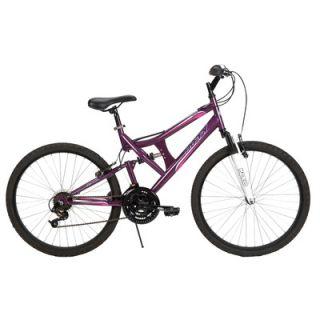 Huffy Womens DS 3 Dual Suspension Mountain Bike