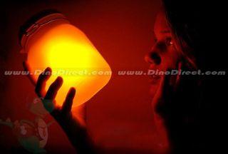 Wholesale Colors Changing Sun Jar LED Light Sensor Camp Lamp
