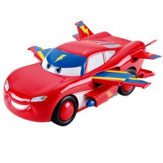 Coche halcón Rayo McQueen Cars Mattel   De 4 a 6 años     El Corte