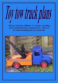Wooden toy truck plans by Andrew R Phillips (Paperback)   Lulu
