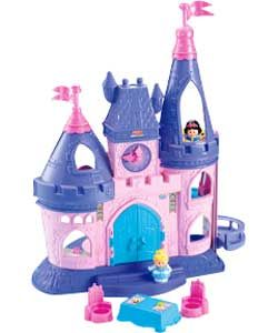 Buy Fisher Price Little People Disney Princess Songs Palace at Argos