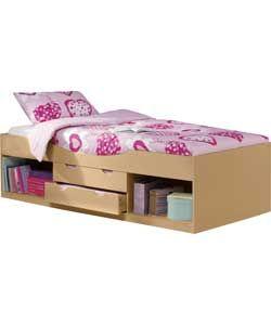 Buy Haven Cabin Bed Frame   Oak at Argos.co.uk   Your Online Shop for