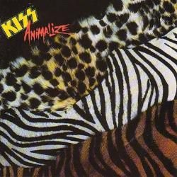 Kiss   Animalize CD Cover Art