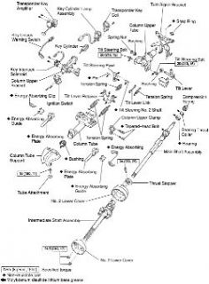 Ford 2150 Carburetor Diagram