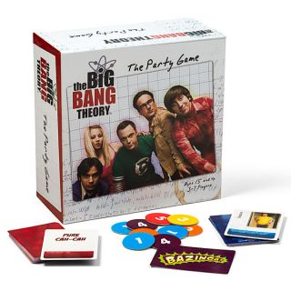Bazinga Big Bang Theory Party Game