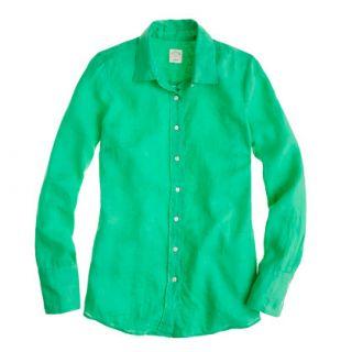 Perfect shirt in linen   casual shirts   Womens shirts & tops   J