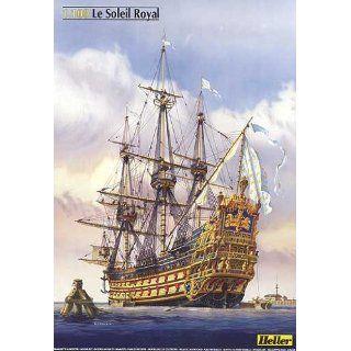 Heller 80899   Maqueta del Soleil Royal (1100) [Importado de Alemania