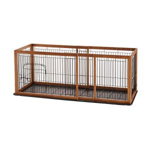 Richell USA Expandable Pet Pen with Tray   Gates & Exercise Pens   Dog