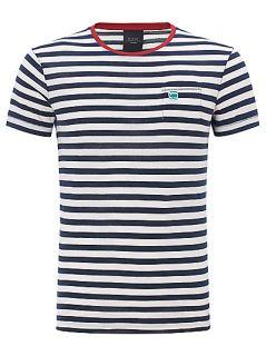 Buy G Star Raw Hugh T Shirt, Navy online at JohnLewis   John Lewis