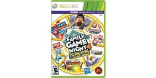 Hasbro Family Game Night 4 The Game Show Xbox 360 Game for Kinect