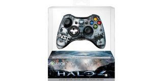 Buy Xbox 360 Halo 4 Wireless Controller   video game control