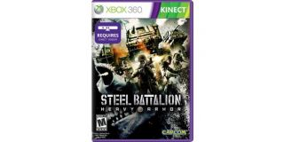 Buy Steel Battalion Heavy Armor Xbox 360 Game for Kinect, action