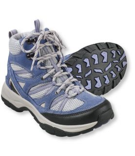 Womens Pathfinder Hikers, Mid Hiking Boots   at L.L