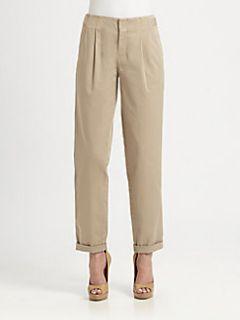 Vince  Womens Apparel   Pants, Shorts & Jumpsuits