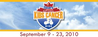 national kids cancer ride   Canada