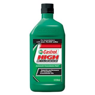 Image of High Mileage Automatic Transmission Fluid (1 qt.) by Castrol