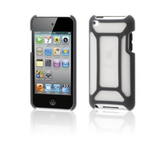 GRIFFIN FormFit iPod touch 4G Case   Black & Clear Deals  Pcworld