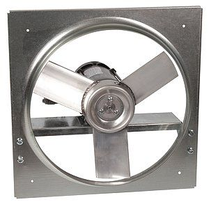 DAYTON ELECTRIC MANUFACTURING CO. Exhaust Fan,24 In,Hazardous Location