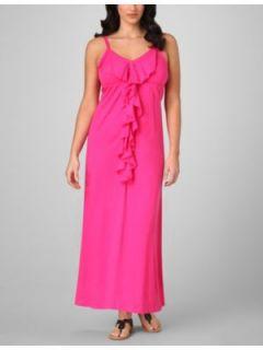 FASHION BUG   Ruffle Maxi Dress
