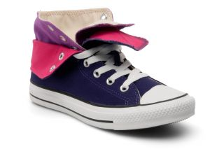 Chuck Taylor All Star Two Fold Canvas Hi W Converse (Violet