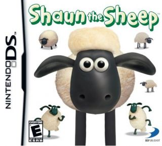 Shaun the Sheep Nintendo DS Video Game  Buy Shaun the Sheep for