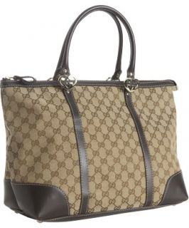 Gucci beige GG canvas Lovely heart charm tote