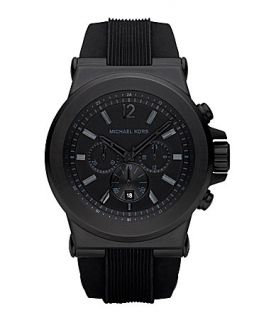 Michael Kors Black Chronograph Sport Watch  Dillards