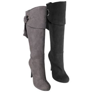Journee Collection Womens Cuff Accent Mid Calf Boots  Meijer