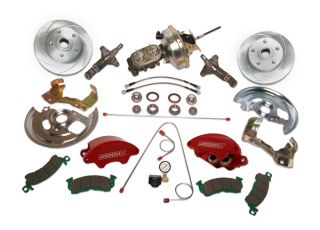 SSBC Disc Brake Conversion Kits (kits vary by vehicle) 2 Piston