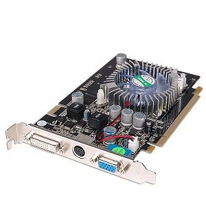 NVIDIA GeForce 7600GS 256MB DDR2 PCI Express (PCIe) DVI/VGA Video Card
