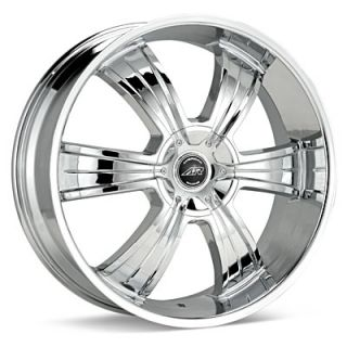 American Racing AR894 (Chrome Plated)