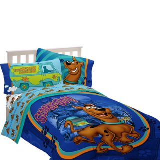 Scooby Doo Bedding Collection  Meijer