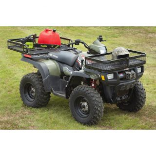 Guide Gear Atv Front / Rear Basket Set   580319, Racks Bags at