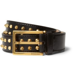 Accessories  Belts  Leather belts  Studded Leather