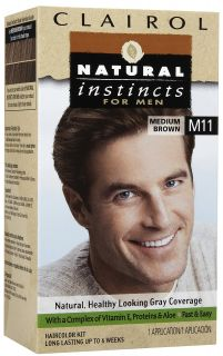 Clairol Natural Instincts for Men Hair Color