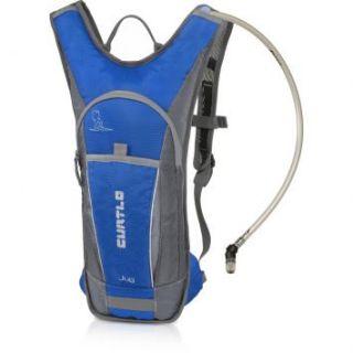 Mochila de Hidratação Curtlo Jug Flex   Azul  Kanui