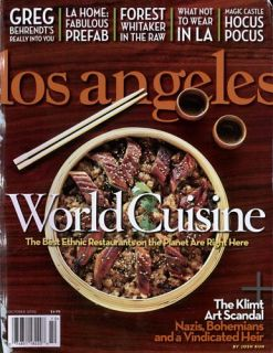 Discoun Magazines » Wes Coas » Los Angeles Magazine
