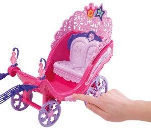 Barbie Prinzessin und Popstar   Leuchtende Musikkutsche, Mattel