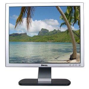 17 Dell SE177FPf LCD Monitor (Silver/Black) SE177FPF R