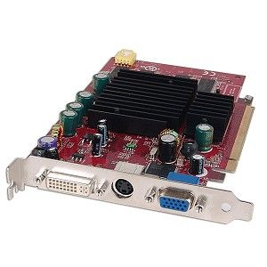 MSI GeForce FX5200 128MB DDR PCI Express (PCIe) DVI/VGA Video Card w