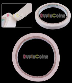 Double Sided Adhesive Tape Sticker Stationery Roll 1CM   BuyinCoins